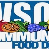 WSOY Community Food Drive